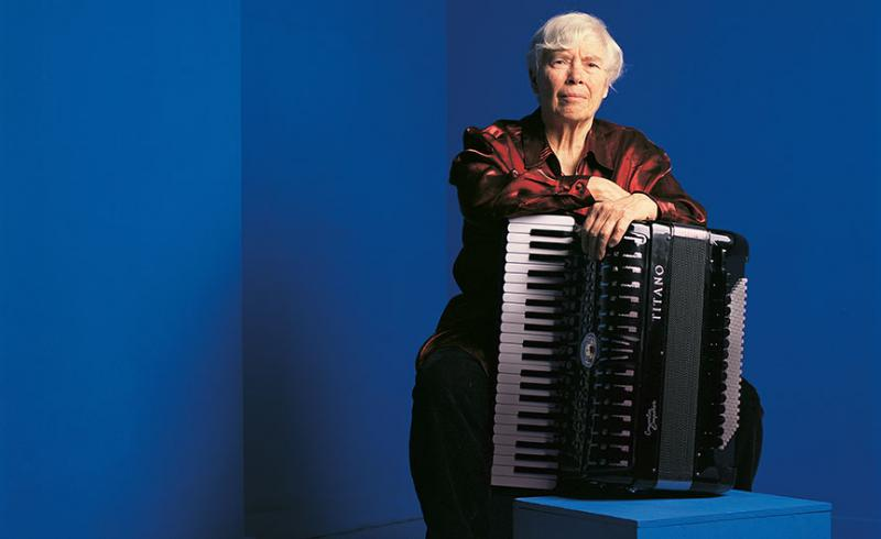SONIC MEDITIATIONS: MUSIC OF PAULINE OLIVEROS 8/9, 7:30PM - THE LORETTO MOTHERHOUSE CHAPEL